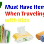 7 Must Have Items When Traveling with Kids