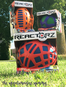 Light Up the Night with Reactorz + Giveaway – Ends 8/25