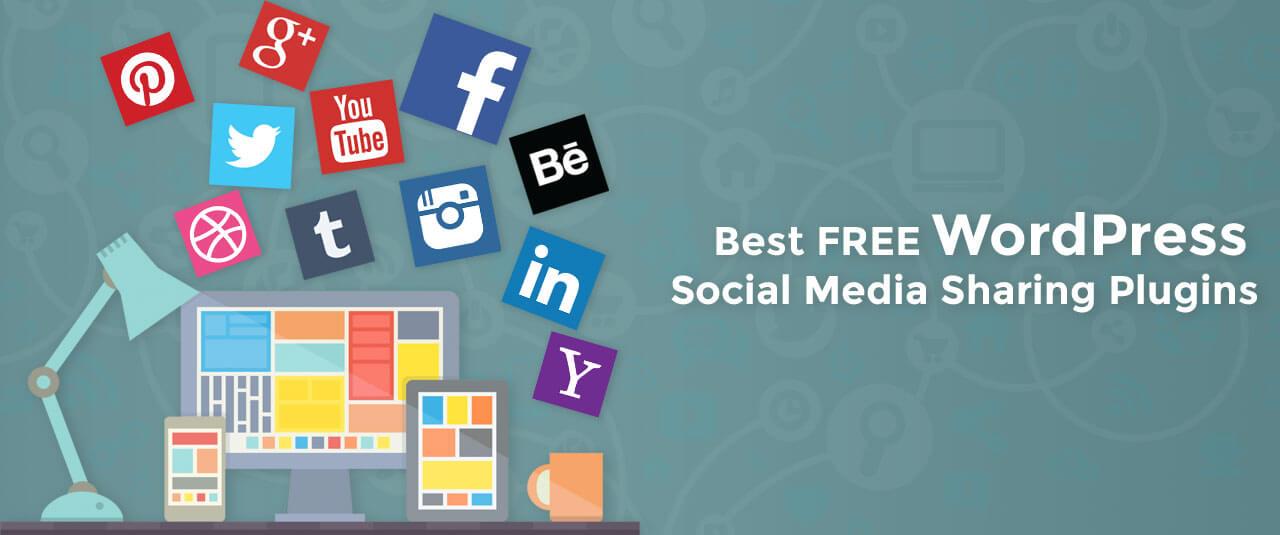 6 Excellent FREE WordPress Social Media Plugins for 2019