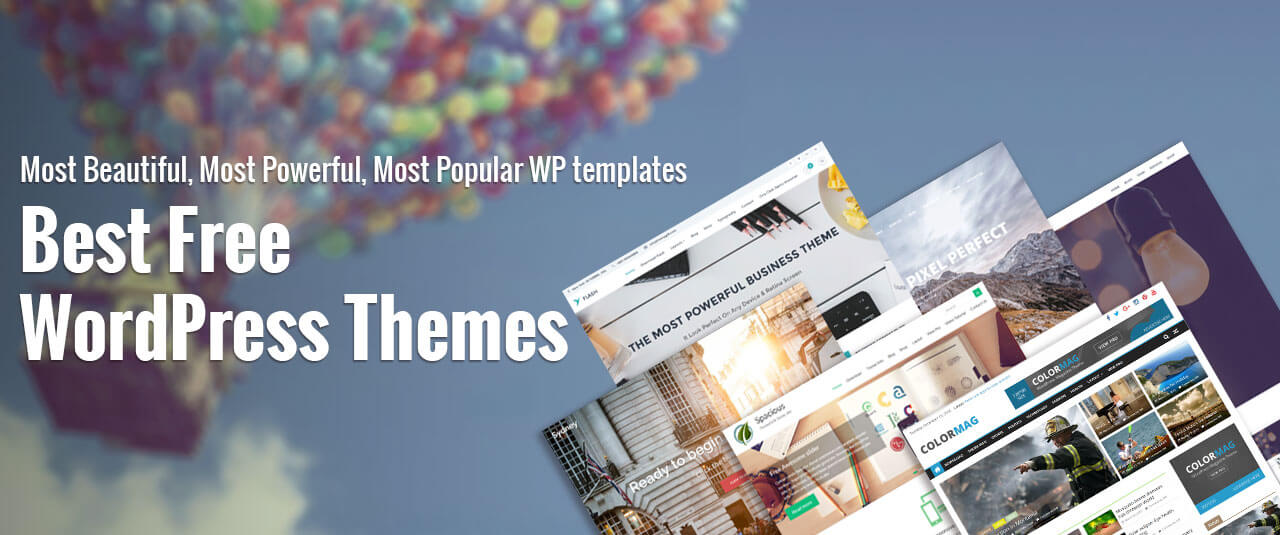 65+ Best FREE Responsive WordPress Themes 2018 - ThemeGrill - best free wordpress templates