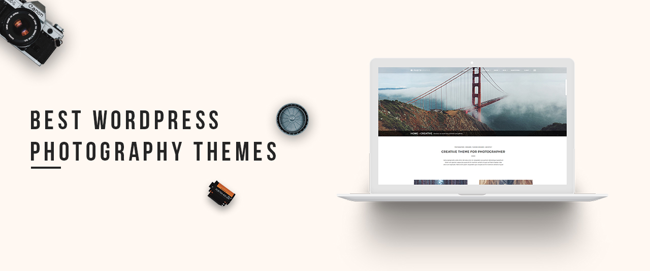 15+ Best WordPress Photography Themes and Templates for 2019