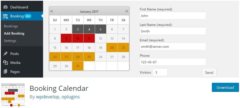 8+ Best Free WordPress Timeline Plugins for 2019 - ThemeGrill Blog