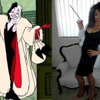 How to: Cruella Deville Costume
