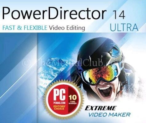 PowerDirector 14.0 Ultra