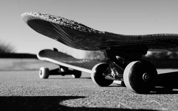 Girl Skateboards Wallpaper Hd Skateboard Windows 10 Theme Themepack Me
