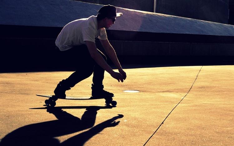 Girl Skateboards Wallpaper Skateboard Windows 10 Theme Themepack Me