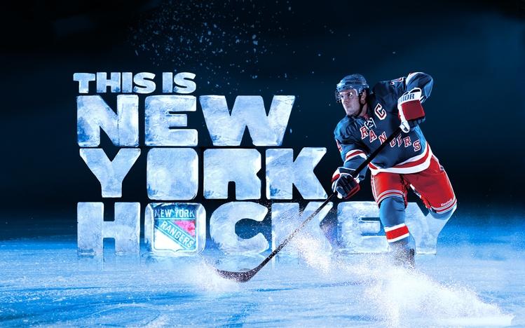 Alone Girl Wallpapers New New York Rangers Windows 10 Theme Themepack Me