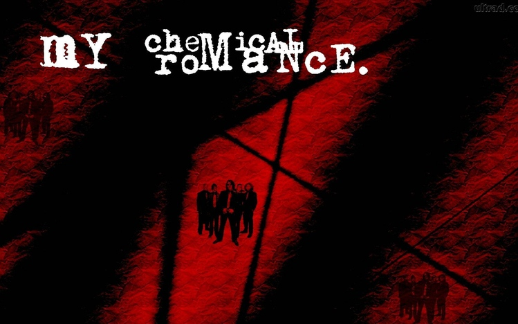Animated Wallpaper For Laptop Windows 7 My Chemical Romance Windows 10 Theme Themepack Me