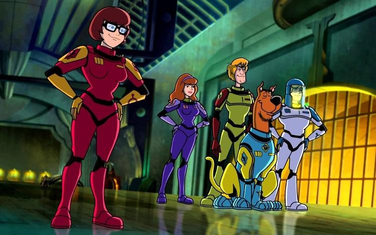 Scooby Doo Windows 10 Theme Themepackme