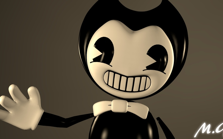 Black Ops Wallpaper Hd Bendy And The Ink Machine Windows 10 Theme Themepack Me