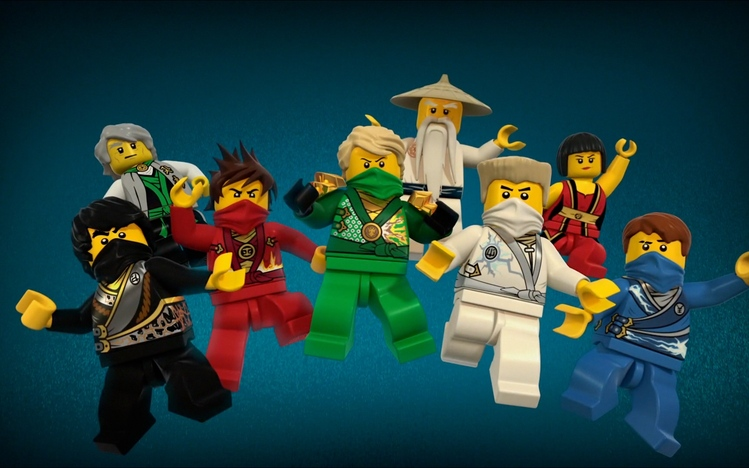 Ninja Girl Wallpapers Hd Lego Ninjago Windows 10 Theme Themepack Me