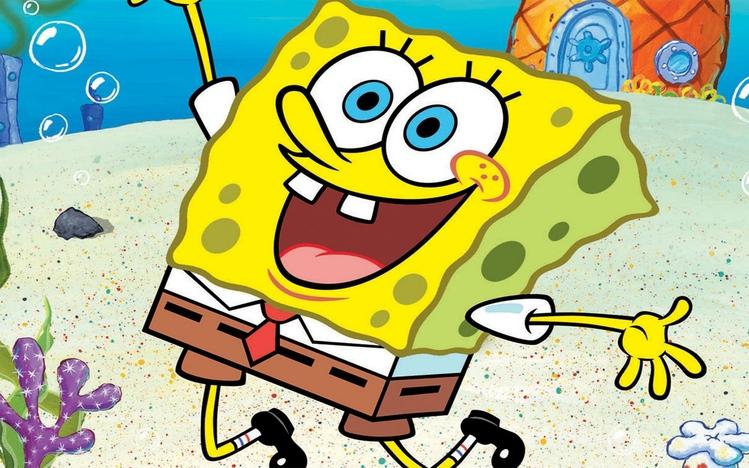 Hd Kung Fu Panda Wallpapers Spongebob Squarepants Windows 10 Theme Themepack Me