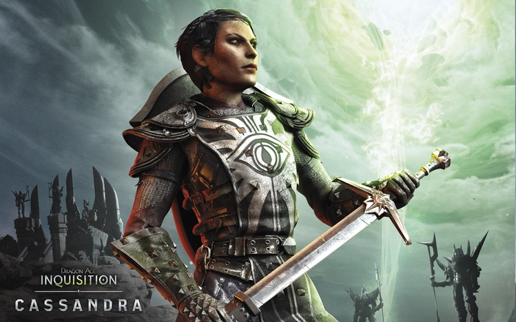 Nintnedo Fall Wallpapers Dragon Age Inquisition Windows 10 Theme Themepack Me