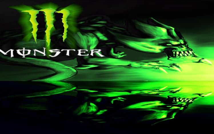 Anime Ninja Girl Wallpaper Hd Monster Energy Windows 10 Theme Themepack Me