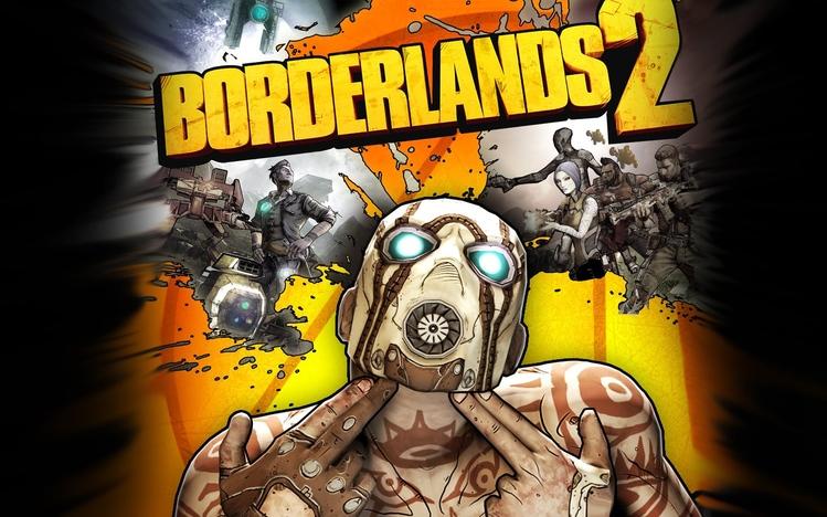 Animated Wallpaper Windows 8 Free Download Borderlands 2 Windows 10 Theme Themepack Me