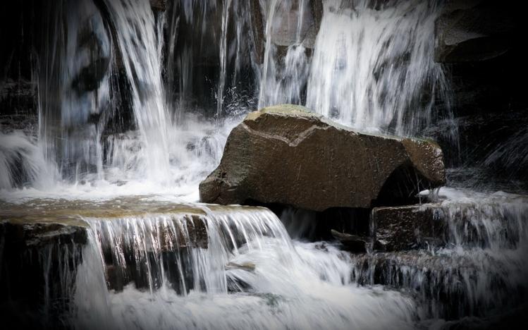 Bing Hd Wallpaper Fall Waterfall Windows 10 Theme Themepack Me
