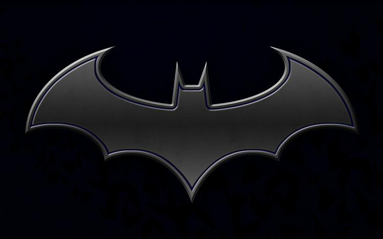 Cracked Screen Wallpaper Iphone 6 Batman Logo Windows 10 Theme Themepack Me