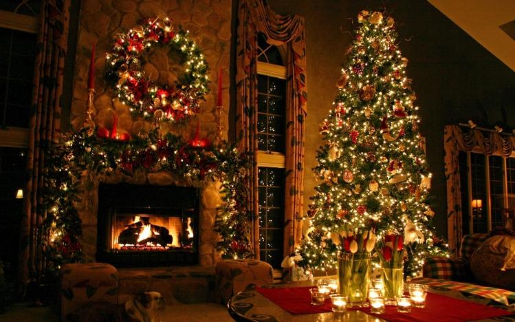 Christmas Tree Windows 10 Theme - themepackme - christmas themes images