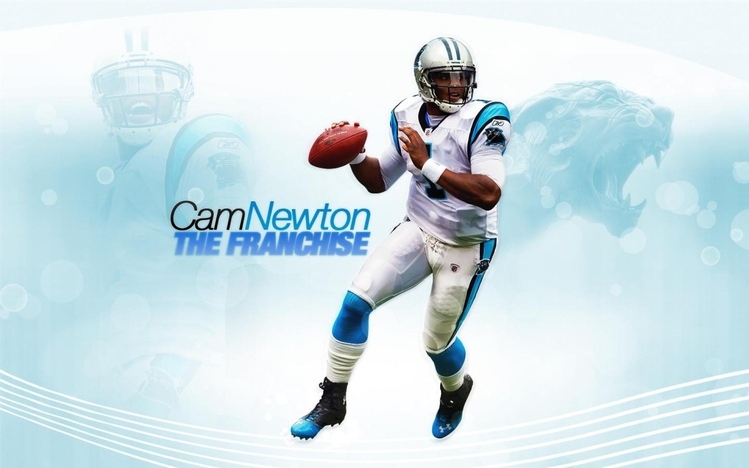 Seahawks Hd Wallpaper Cam Newton Windows 10 Theme Themepack Me