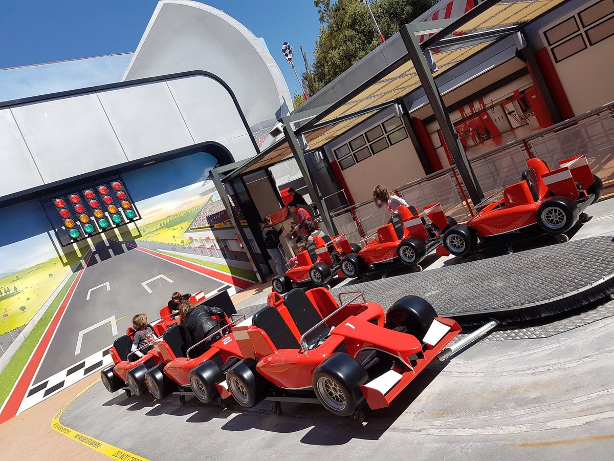 Parks In Paris Ferrari Land | Themeparks-eu