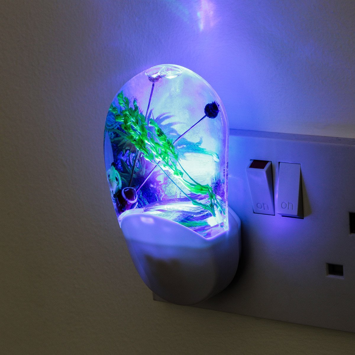 Nightlights For Children Best Plug In Night Light And Ocean Projectors The Mermaids