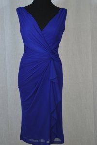 Cobalt blue mother-of-the-bride dress  www.etsy.com/shop ...