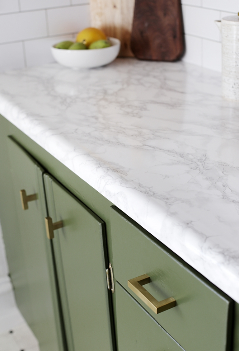 13 Diy Faux Marble Countertop The Merrythought