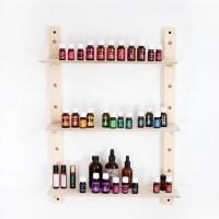 DIY Peg Shelf