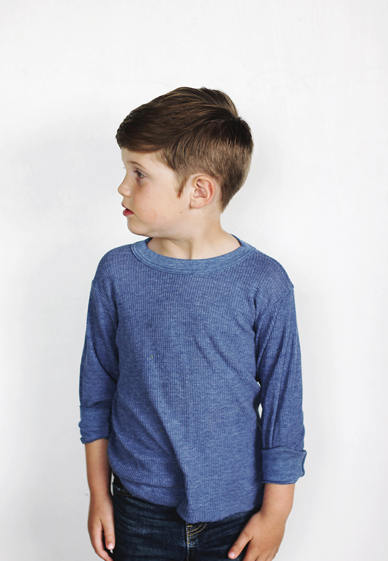 Boy Teenage Cuts How To Modern Boy 39;s Haircut The Merrythought