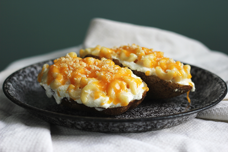 12 Baked Potato Topping Ideas » The Merrythought