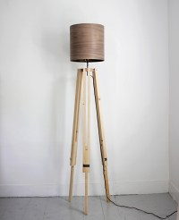 DIY Tripod Floor Lamp - The Merrythought