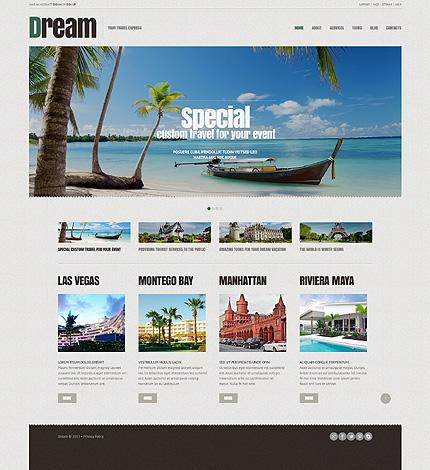 20+ Best Travel WordPress Themes 2014 - Themes4WP