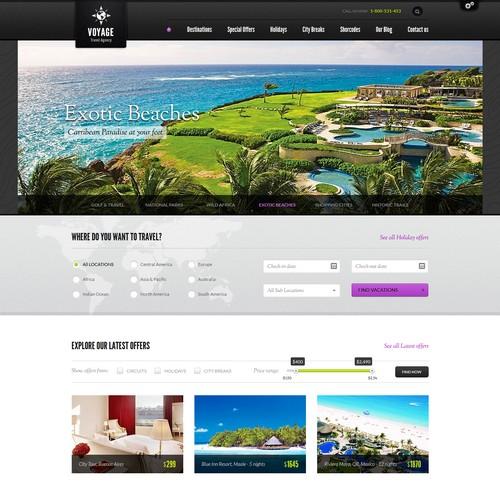 19 Best WordPress Travel Themes 2013 - Themes4WP - wordpress travel themes