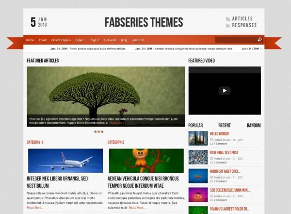 50+ Best Free Personal Blog WordPress Themes 2016 - Themes4WP - best free wordpress templates