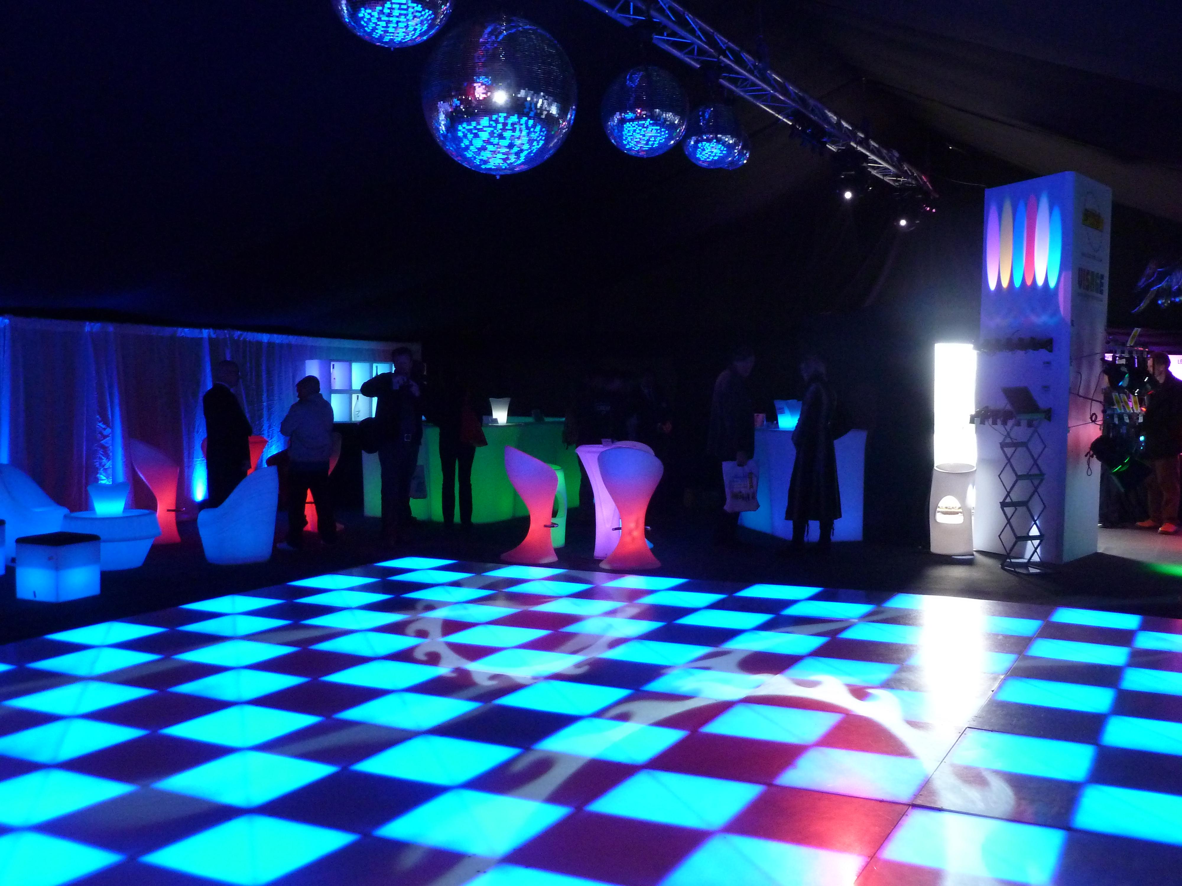 Led Disco Dance Floor Hire Themesincorporated