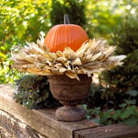 Fall Outdoor Decor: Halloween to Thanksgiving | Themes N ...