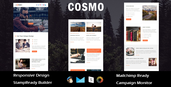 Run Multipurpose Responsive Email Template With