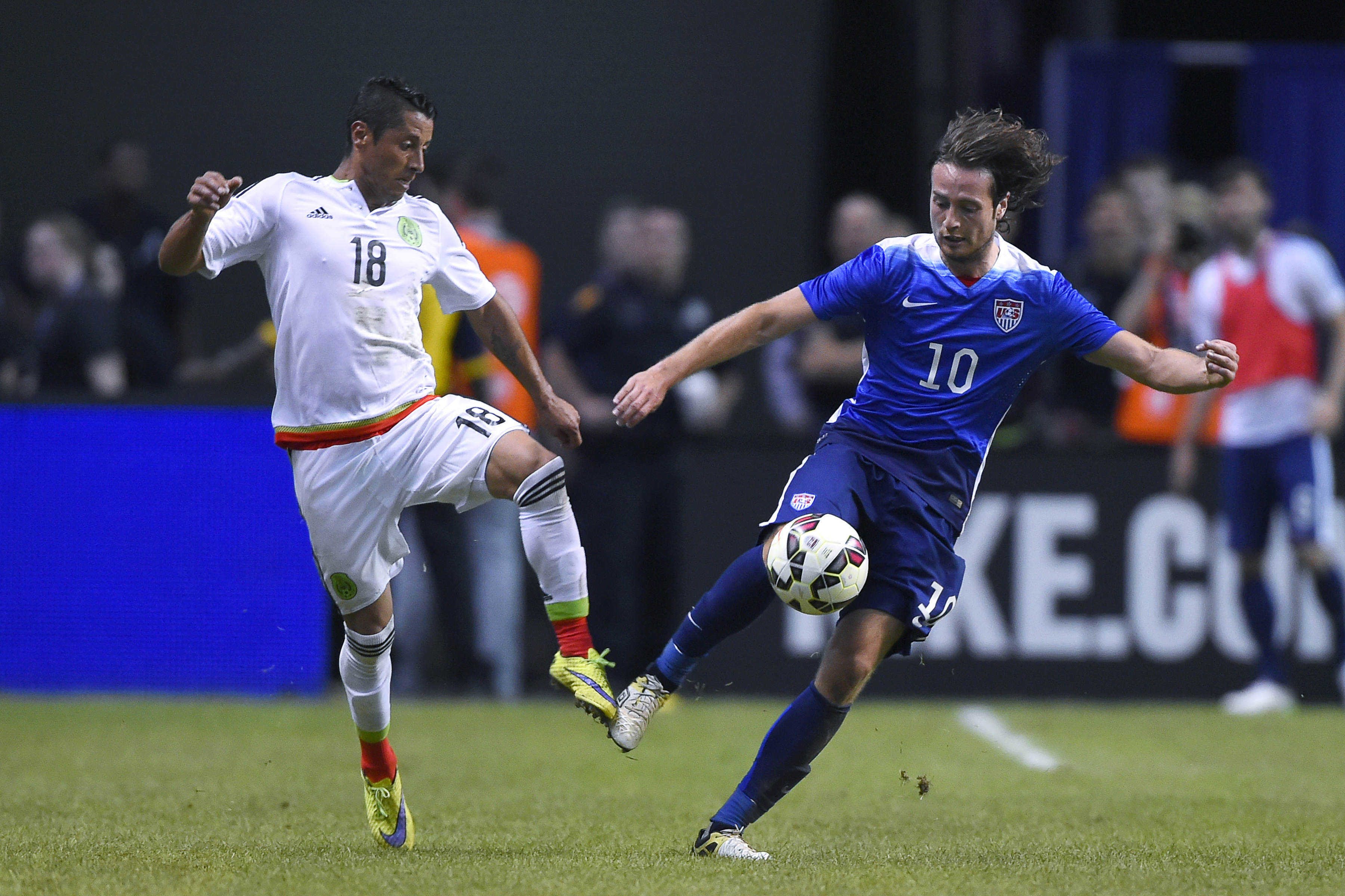 World Cup Hopes Revived, United States Ties Mexico - The ...