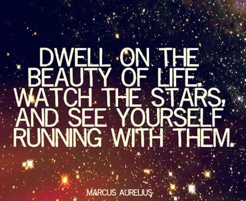 Expectations Quote Wallpapers Run With The Stars Marcus Aurelius The Midnight Station