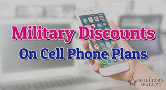 Military and Veteran Discounts for Cell Phone Service