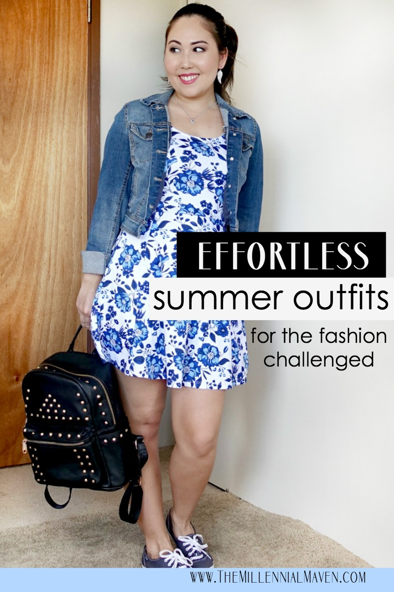 Outfits 2017 3 Effortless Summer Outfits For Fashion Challenged Boss Ladies
