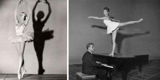 20 Beautiful Black and White Photos of Brigitte Bardot as a Ballerina