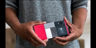 "Google's Modular Phone ""Ara"" Is Finally Ready for You"