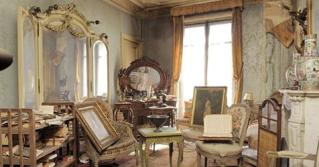 Untouched Paris Apartment Discovered after 70 years. Includes Painting worth $3.4M