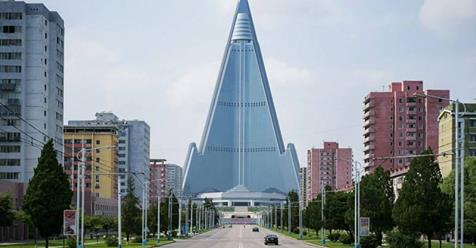 Architectural Photo Tour of Pyongyang, North Korea
