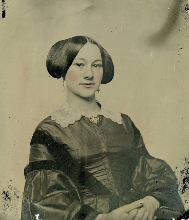 victorian women hairstyles