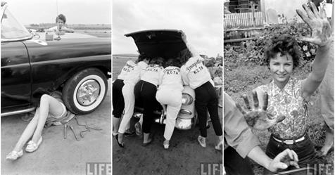 The Dragettes – Pictures of the Kansas City's All-Girl Hot Rod Club in the 1950s