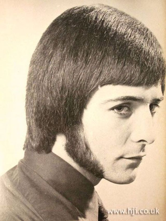 70er Jahre Design 1970s: The Most Romantic Period Of Men's Hairstyles
