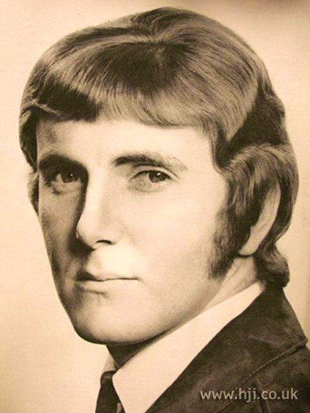 1970s The Most Romantic Period Of Men S Hairstyles