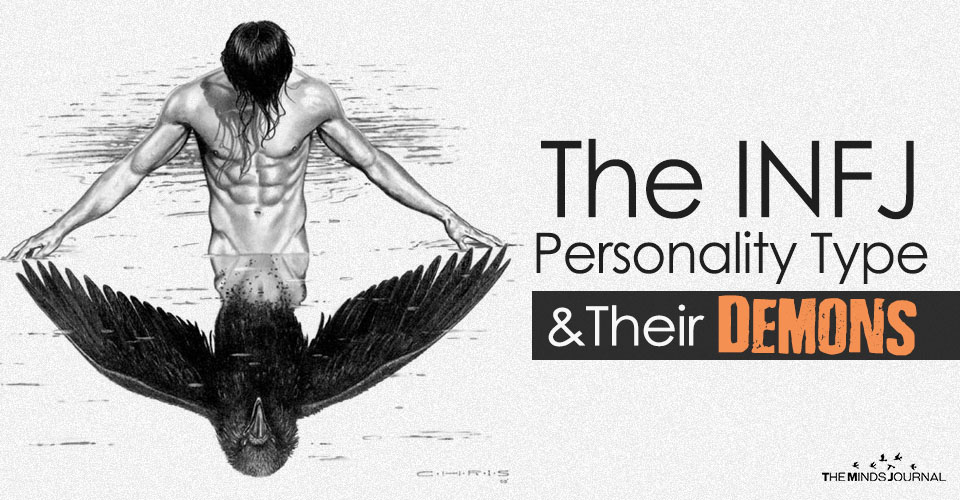 The INFJ Personality Types and Their Demons - The Minds Journal